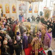 Освящение Гарнизонного храма Черноморского флот во имя Архистратига Михаила